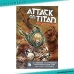 Attack on Titan Before the Fall Vol