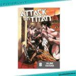Attack on Titan Manga Volume 8