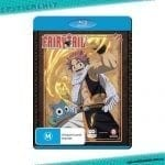 Fairy Tail Collection 01 (Eps 1-12) – Blu-ray