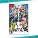 SWI Super Smash Bros