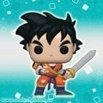 Dragon Ball Z – Young Gohan with Sword US Exclusive Pop! Vinyl