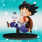 Son Goku Milk Figure