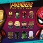 Marvel – Avengers Infinity War ColleChara Gacha Vol