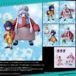 Final Fantasy IX – Eiko & Quina Bring Arts Action Figure